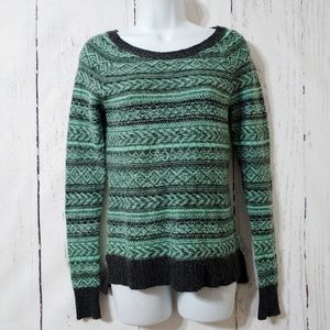 American Eagle Acrylic/Wool Blend Sweater